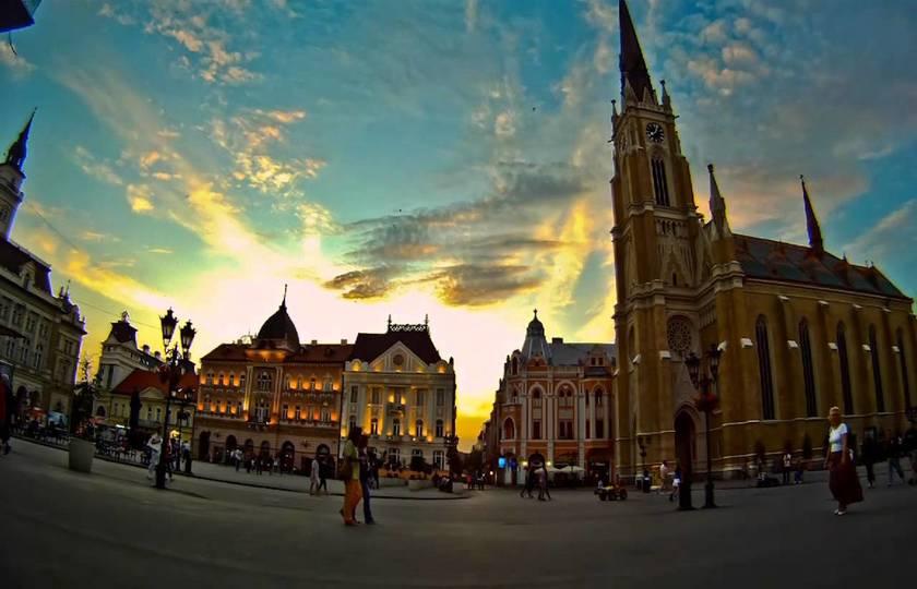 诺维萨德(Novi Sad) - 贝尔格莱德(Belgrade)