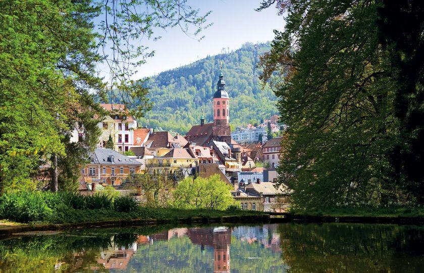 科尔玛(Colmar)- 巴登巴登(Baden-Baden)