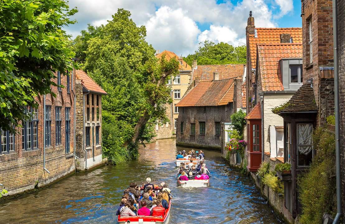 布鲁塞尔(Brussels) - 海牙(Den Haag)- 风车村(Zaanse Schans)- 阿姆斯特丹(Amsterdam)