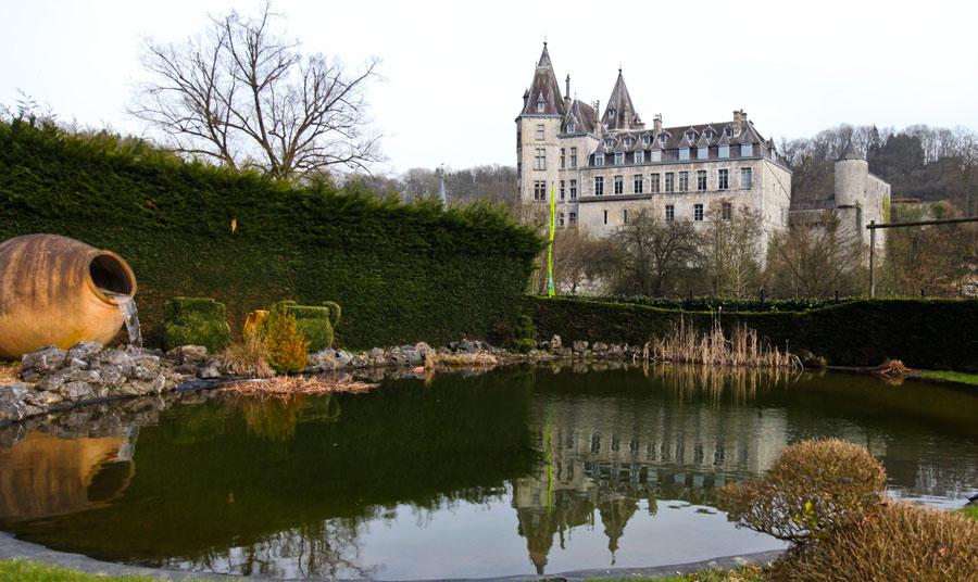 斯帕(Spa)- 德比(Durbuy)- 巴黎(Paris)