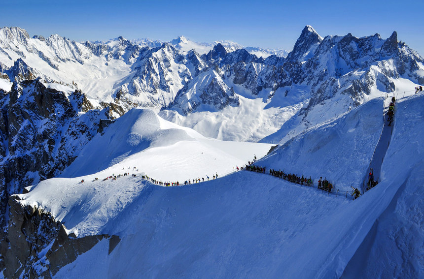 日内瓦(Geneve)-霞慕尼(Chamonix)