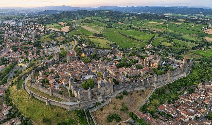 图卢兹(Toulouse)-卡尔卡松(Carcassonne)