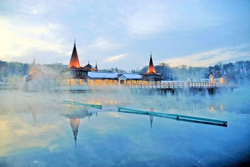 布达佩斯(Budapest)-巴拉顿湖区(Balaton)-黑维茨(Heviz)