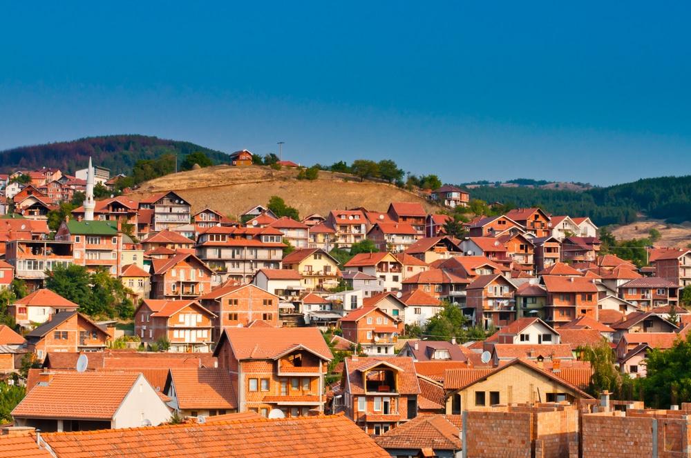 贝尔格莱德(Belgrade)-新帕扎尔(Novi pazar) (261KM)