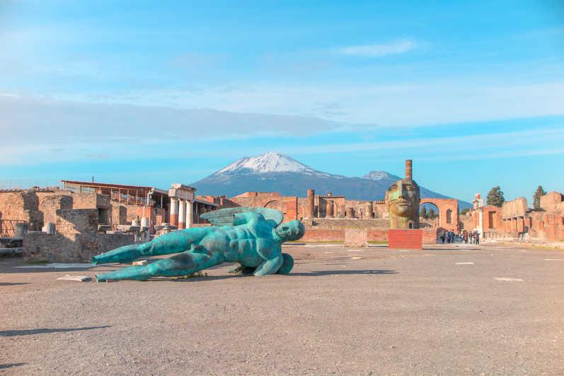 那不勒斯(Naples)维苏威火山(Vesuvius)-庞培(Pompei)