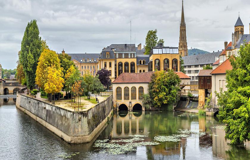 阿美城(Amnéville)- 梅斯(Metz)
