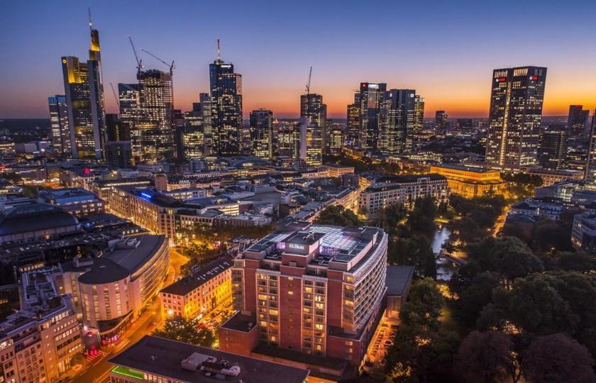 法兰克福 (Frankfurt)- 布拉格(Prague)