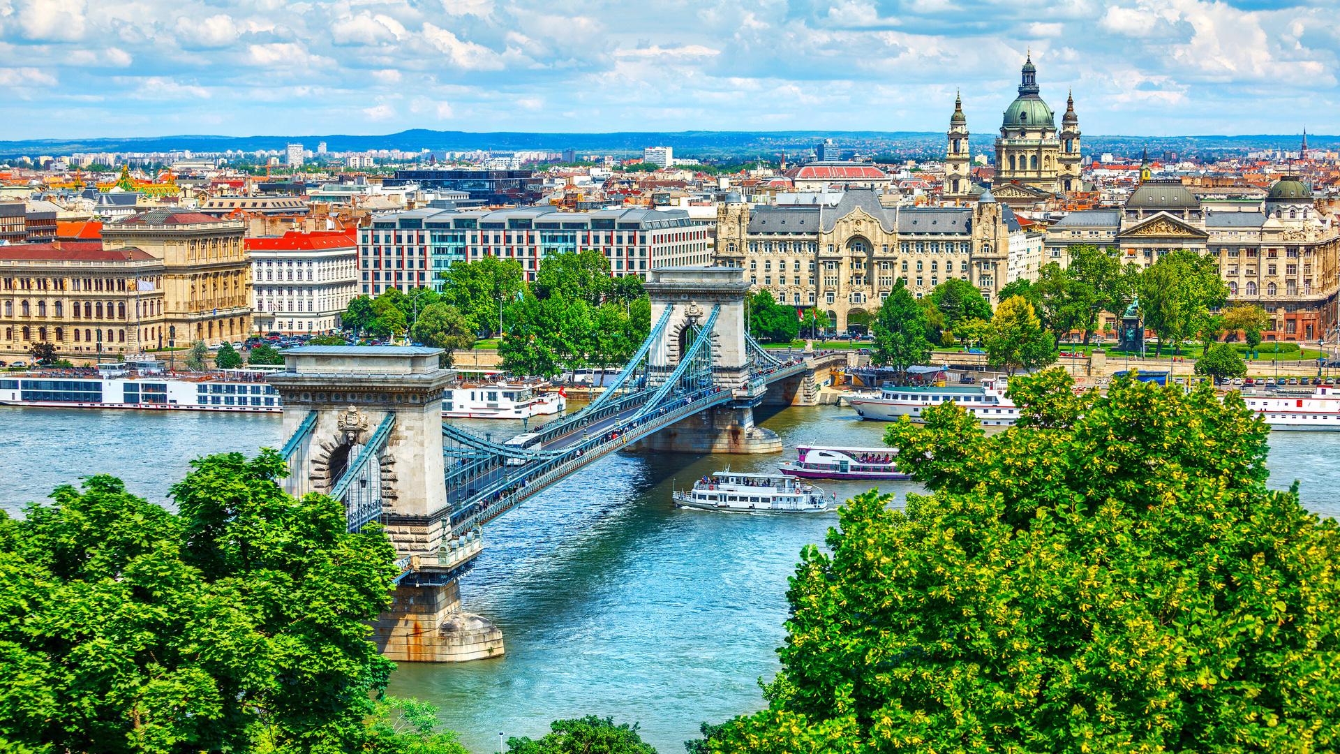 维也纳(Vienna)-布达佩斯(Budapest)