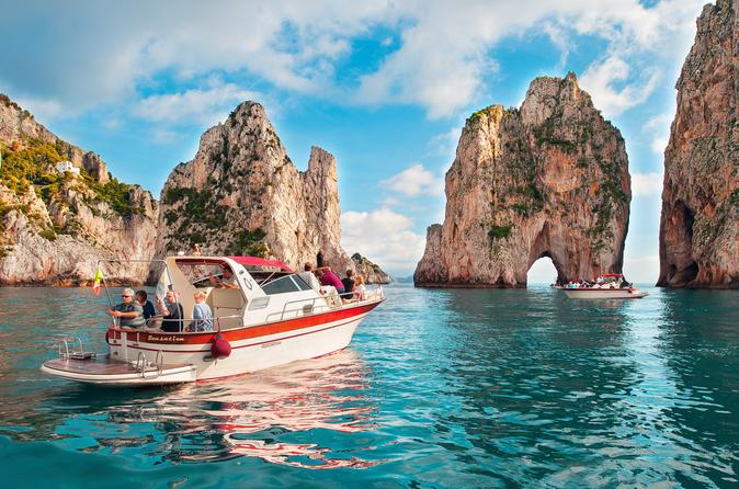 那不勒斯(Naples)-卡布里岛(Capri)
