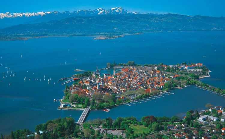蒂蒂湖(Titisee)-康斯坦茨(Konstanz)(186KM)
