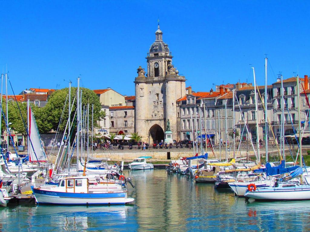 索米尔(Saumur)-雷岛(Ile de Ré)-拉罗谢尔(La Rochelle) (244KM)