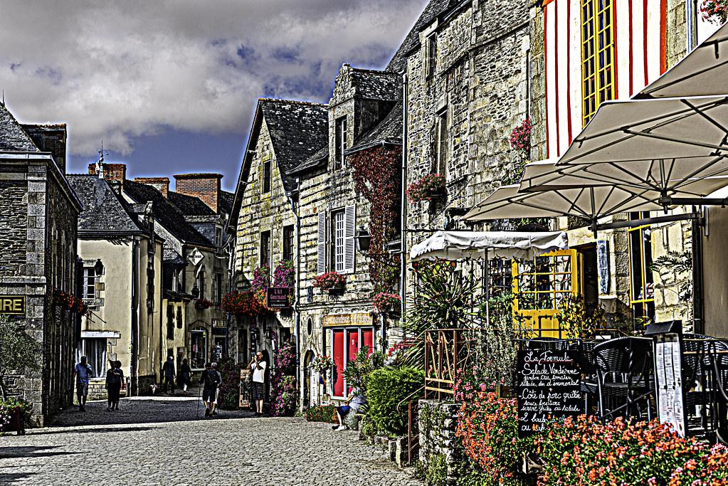 第二天 巨石阵alignements de carnac – Grand Plage de Carnac/Rochefort-en-Terre
