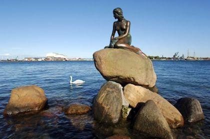 哥本哈根(Copenhagen) - 哥德堡(Gothenburg)