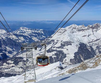 琉森(Lucerne) – 铁力士山(Mt.Titlis)– 列支敦士登(Liechtenstein) – 苏黎世(Zurich)
