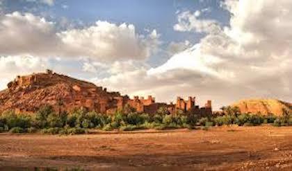 马拉喀什 - 艾本哈度村 - 瓦尔扎扎特
