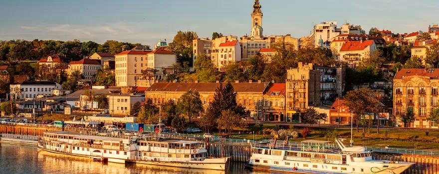 布达佩斯(Budapest)-诺维萨德(Novi Sad)-贝尔格莱德(Belgrade)