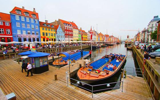 汉堡(Hamburg)-哥本哈根(Copenhagen)
