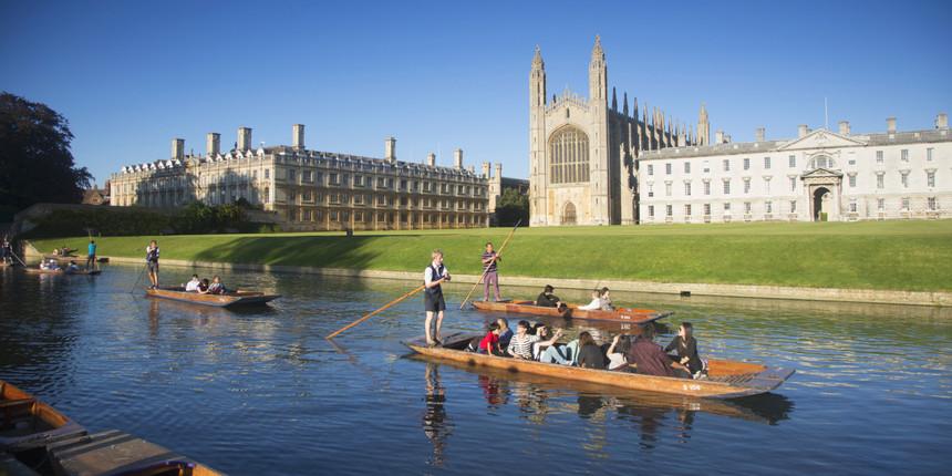 伦敦→剑桥Cambridge→约克York(350公里)