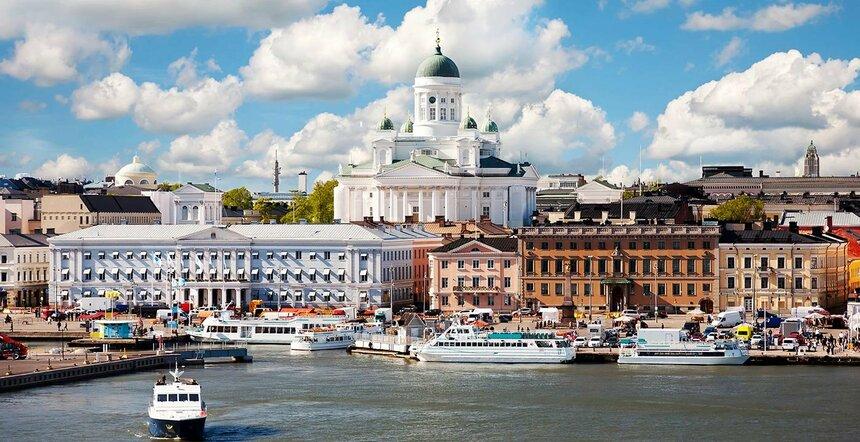 赫尔辛基(Helsinki)-斯德哥尔摩(Stockholm )夜宿游轮