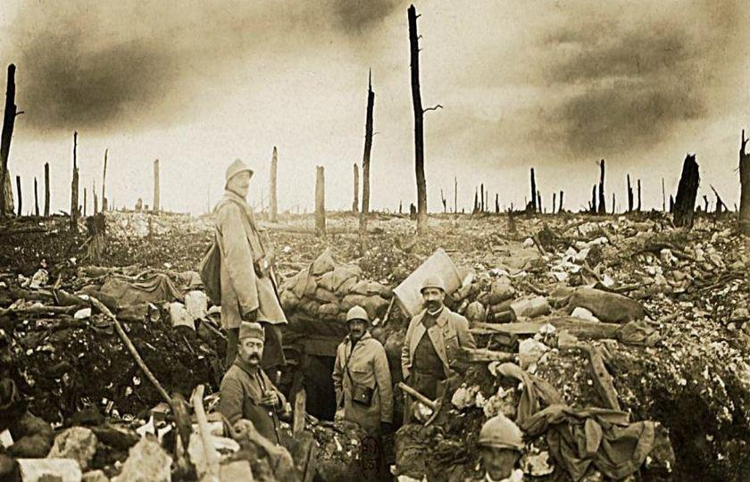 凡尔登(Verdun)- 巴黎(Paris)