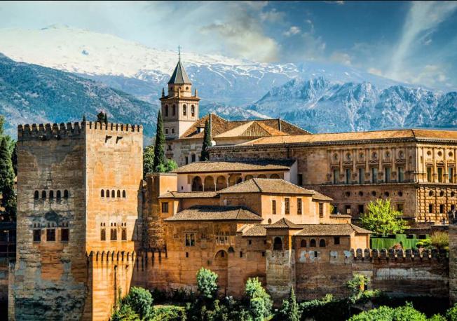 科尔多瓦(Córdoba)-格拉纳达(Granada)
