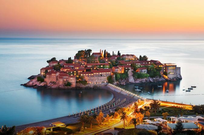 杜布罗夫尼克(Dubrovnik)-科托尔(Kotor)-布德瓦(Budva)(114KM)