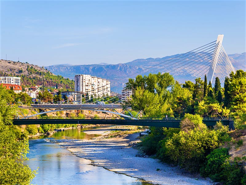 新帕扎尔(Novi pazar)-杜米托尔国家公园-波德戈里察(Podgorica)(234KM)