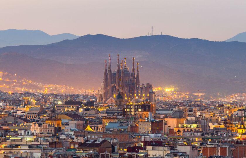 巴塞罗纳(Barcelona) - 萨拉哥萨(Zaragoza)
