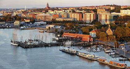 哥德堡(Gothenburg) - 奥斯陆(Oslo)
