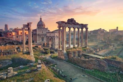 佛罗伦萨(Florence)– 罗马(Rome)