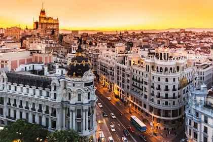 萨拉哥萨(Zaragoza) - 马德里(Madrid)
