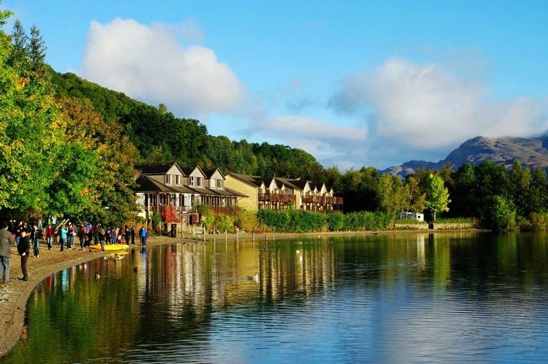 爱丁堡(Edinburgh)-罗蒙湖(Loch Lomond)