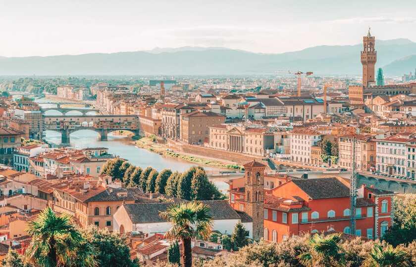 佛罗伦萨(Florence)– 比萨(Pisa)