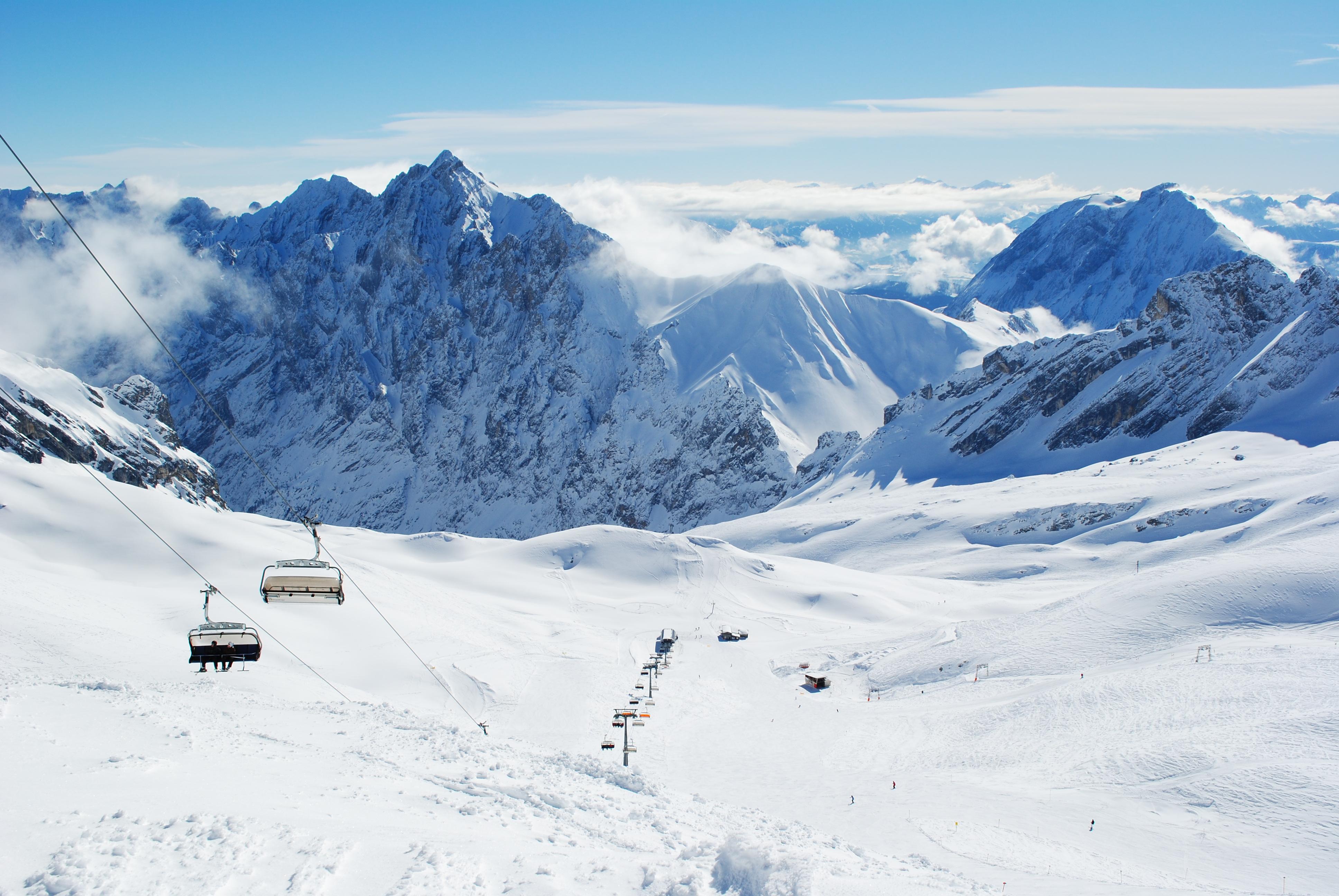 楚格峰(Zugspitze)-艾伯湖(Eibsee) (56KM)