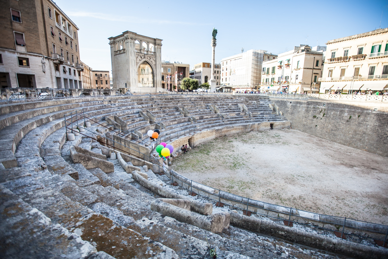 奥斯图尼(Ostuni)-莱切(Lecce)(114KM)