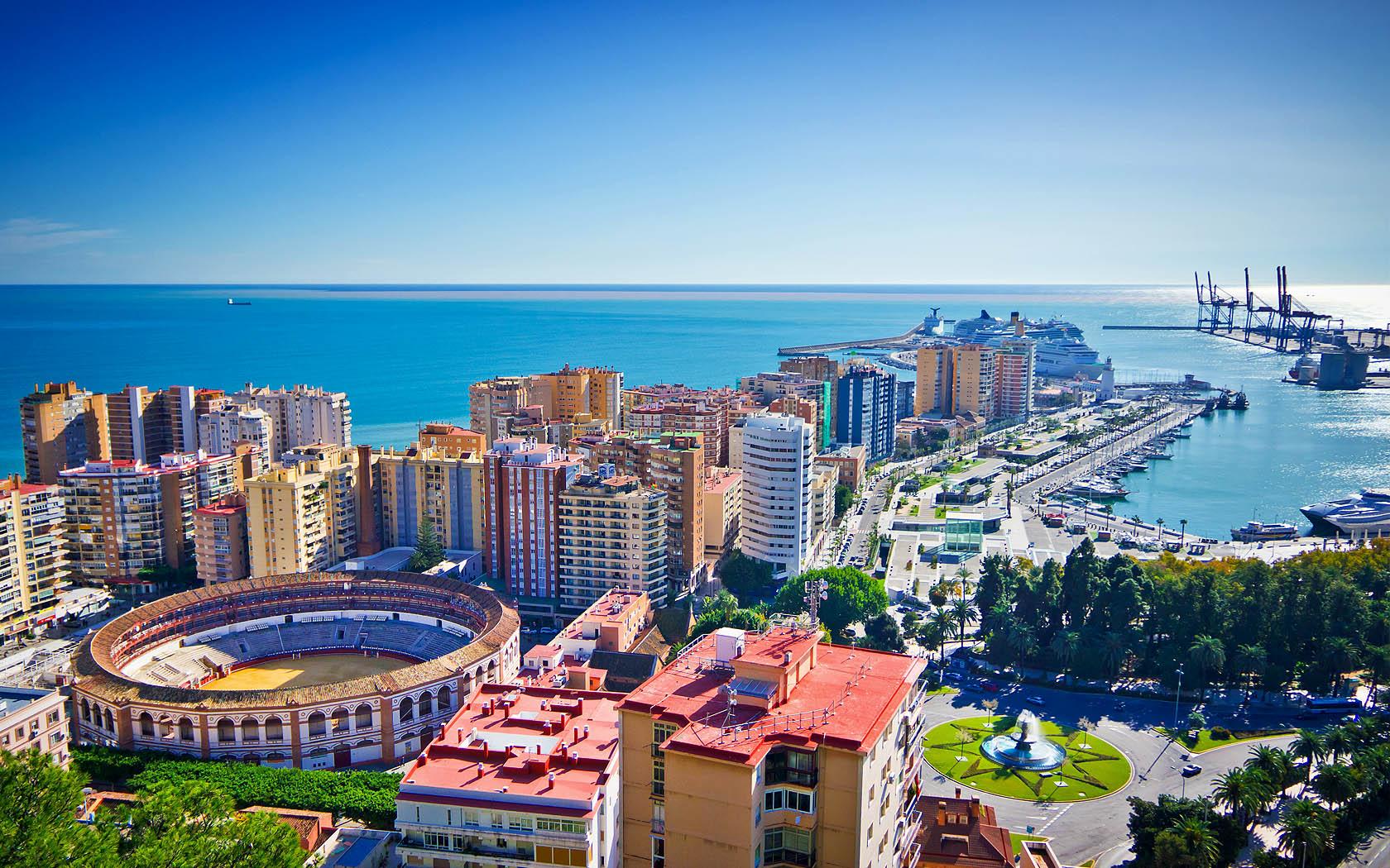 格拉纳达(Granada)-马拉加(Málaga)