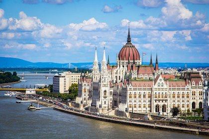 布拉迪斯拉发(Bratislava) - 布达佩斯(Budapest)
