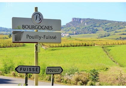 Pouilly-Fuissé产区酒庄