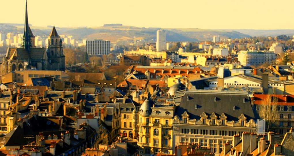 米卢斯(Mulhouse) - 第戎(Dijon) - 巴黎 (Paris)