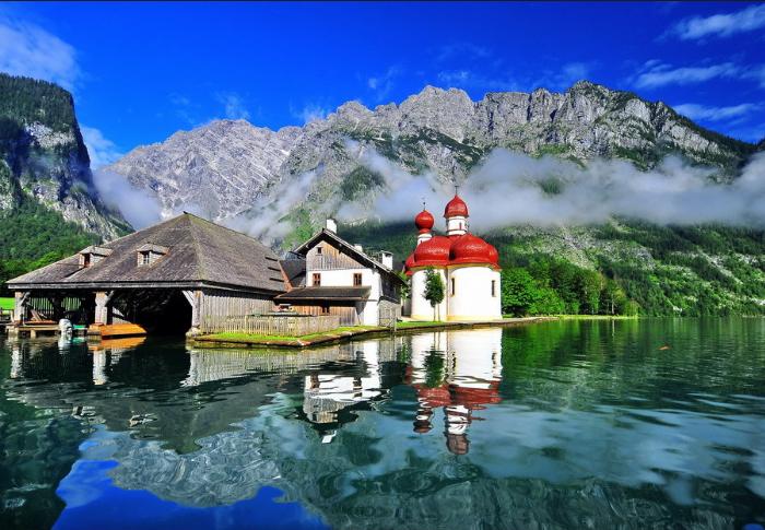 国王湖-萨尔茨堡