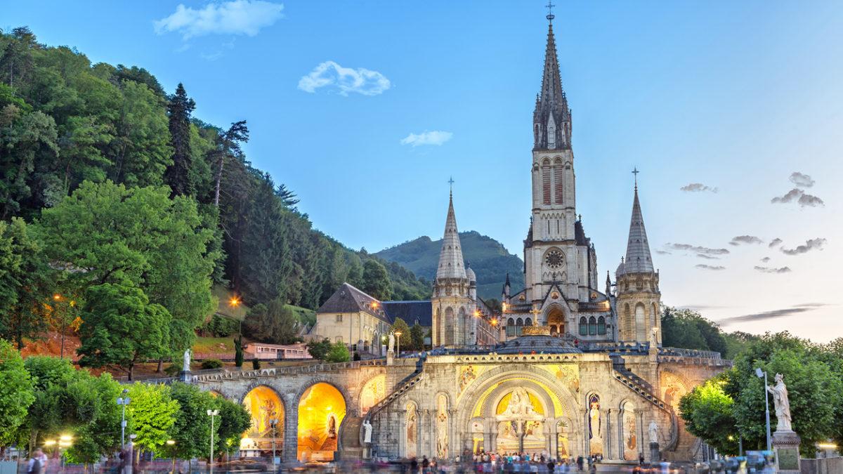 比亚里茨(Biarritz)- 卢尔德(Lourdes)-图卢兹(Toulouse) (338KM)
