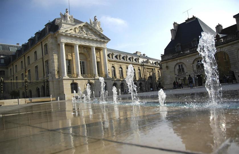 第戎(Dijon) - 巴黎 (Paris)