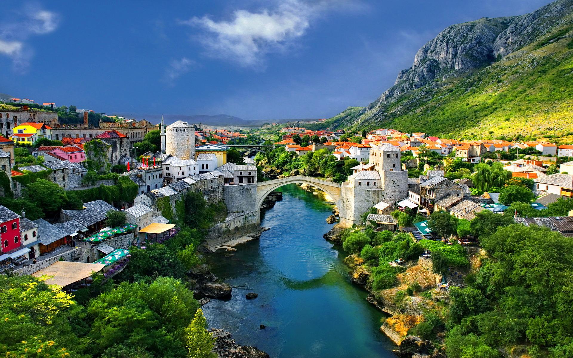 科托尔(Kotor)-莫斯塔尔(Mostar)(187KM)