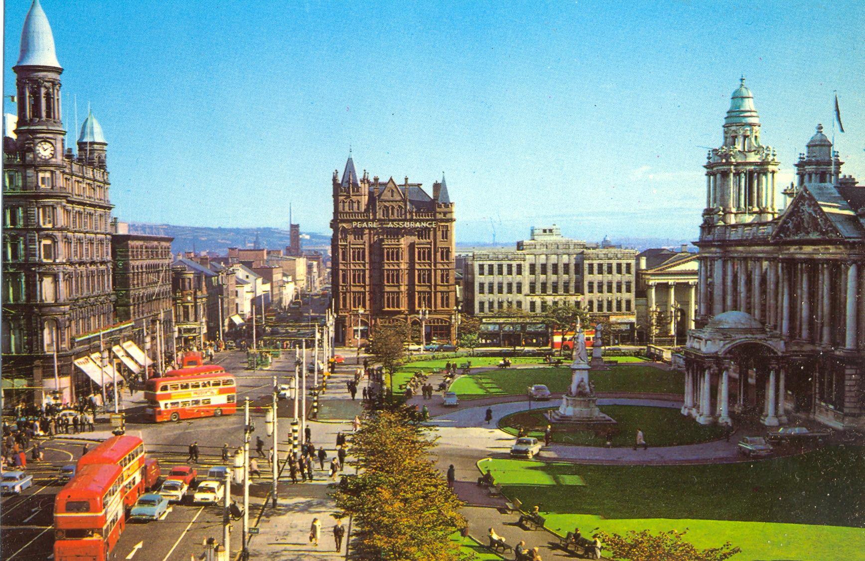 格拉斯哥(Glasgow)-贝尔法斯特(Belfast)