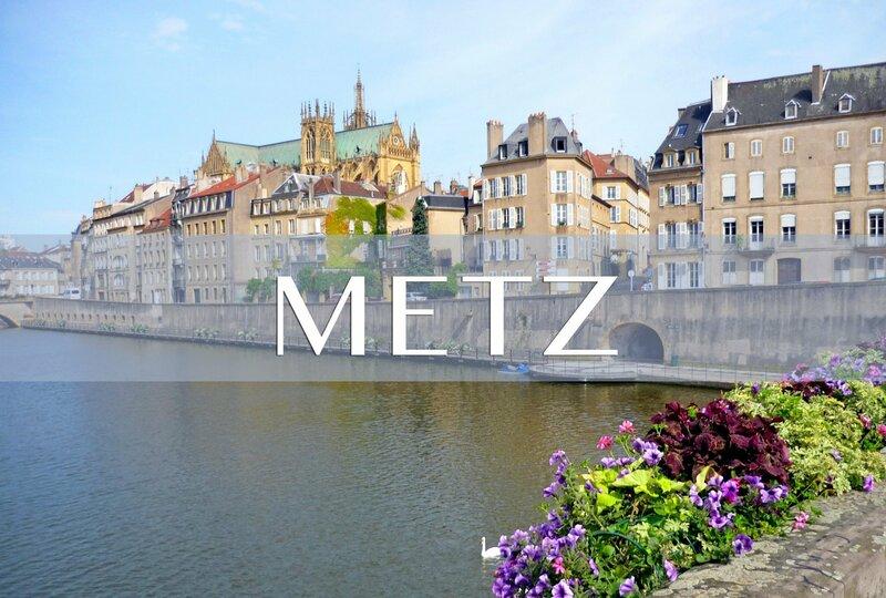 梅斯(Metz)– 巴黎(Paris)