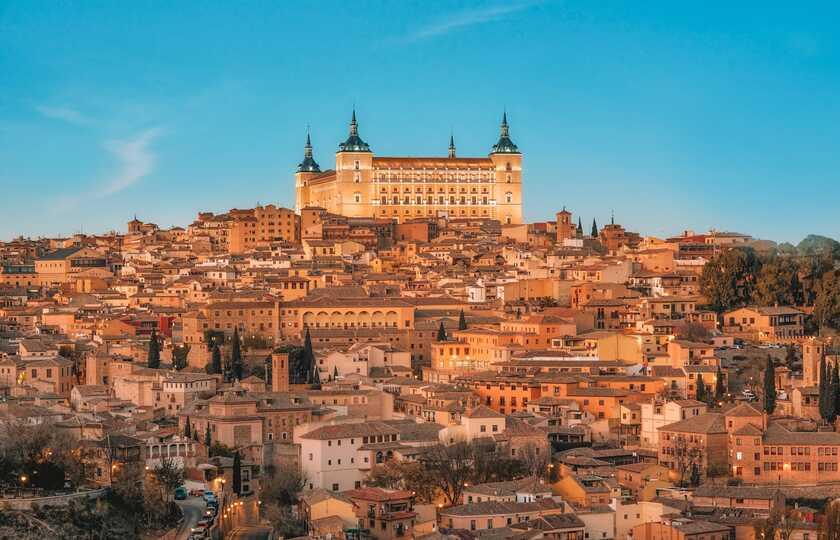 马德里(Madrid) --- 托雷多(Toledo)