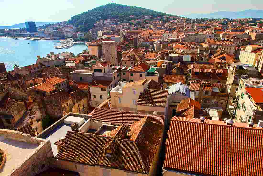 萨拉热窝(Sarajevo)-斯普利特(Split)(196KM)