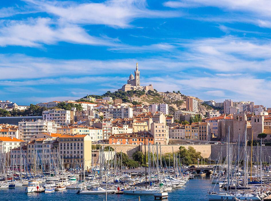阿尔勒(Arles)-马赛(Marseille)(137KM)