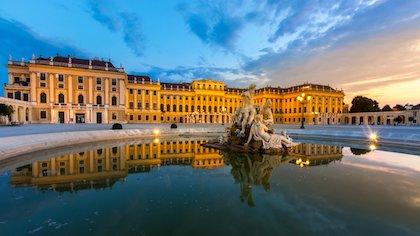 布达佩斯(Budapest) - 维也纳(Wien)