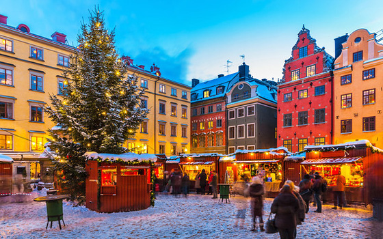 斯德哥尔摩(Stockholm)-赫尔辛基(Helsinki)